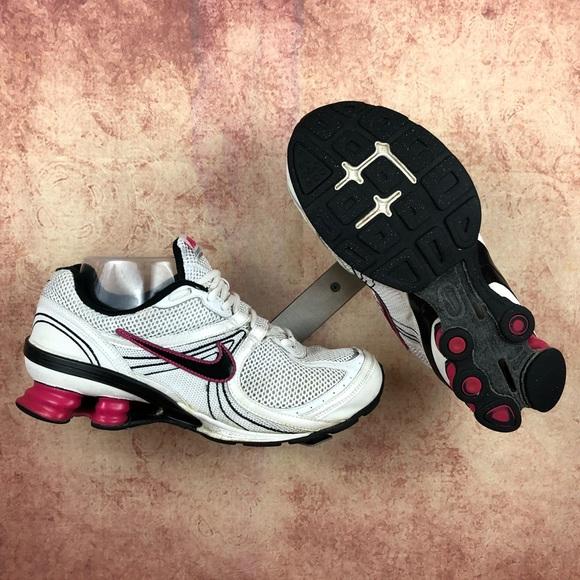 08b77d3290650d Nike Shox Navina 3 Wmns Sz 8.5 Running Shoes s161